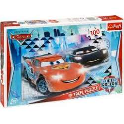 Puzzle Cars Ice Racers