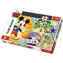 Trefl Puzzle Mickey Maxi 14291