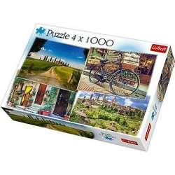 Trefl Puzzle 4x1000...
