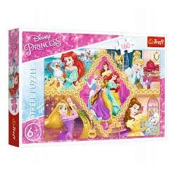 Puzzle Księżniczki 15358