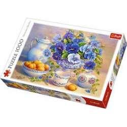 Puzzle Niebieski bukiet 10466