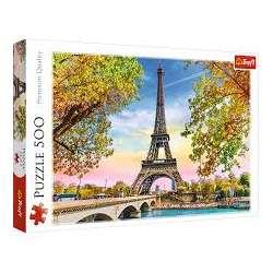 Puzzle Romantyczny Paryż 37330