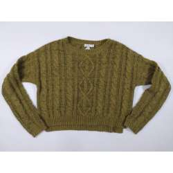 Sweter damski BERSHKA (B1529)