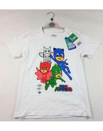 Koszulka dziecięca PJMASKS...