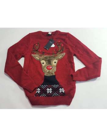 Sweter świecący NEXT (W8292)